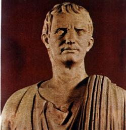 Luci Corneli Sul la, general i polític romà. Estatua