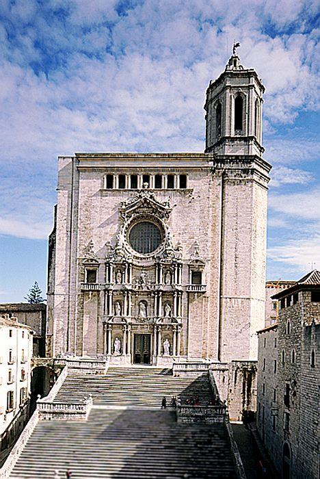 Catedral De Girona Enciclopedia Cat