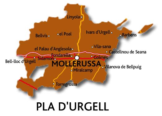 el Pla d'Urgell | enciclopèdia.cat