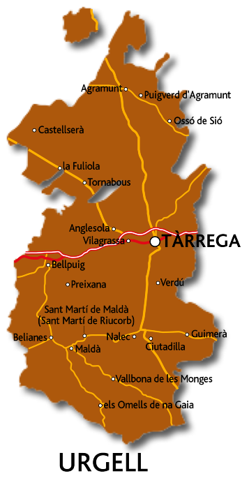 l'Urgell | enciclopèdia.cat