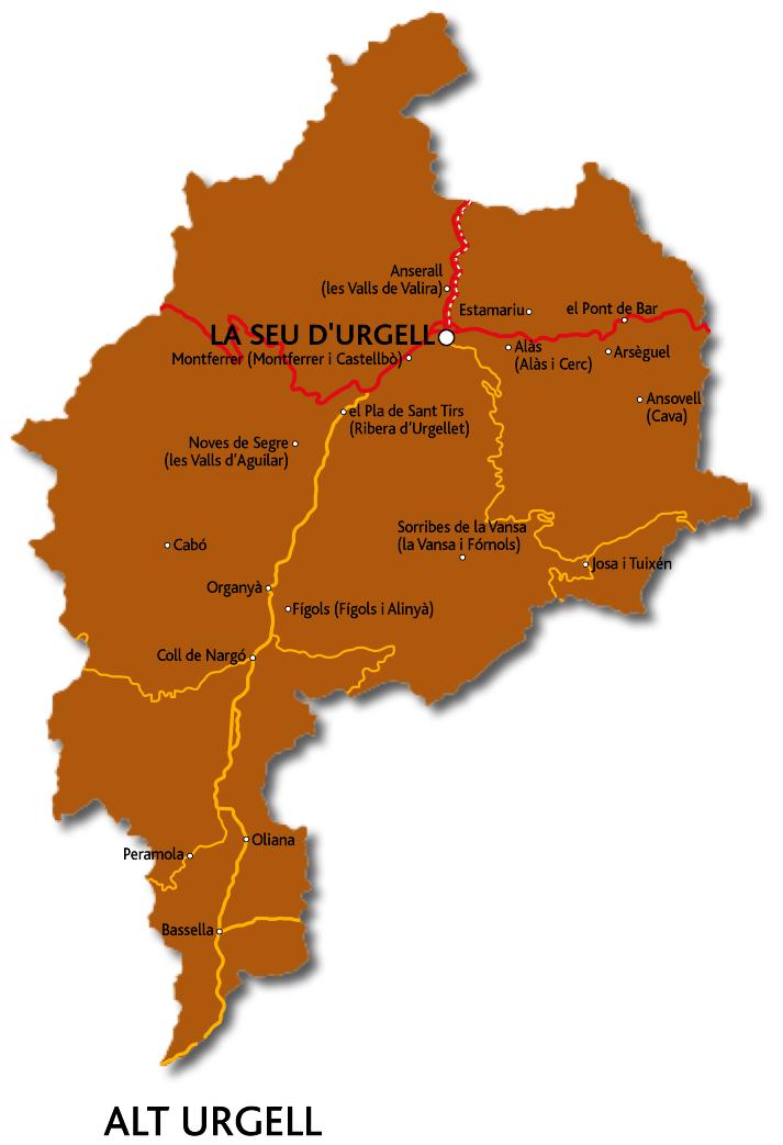 l'Alt Urgell | enciclopèdia.cat