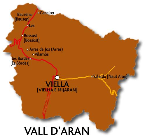 la Vall dAran  enciclopdiacat
